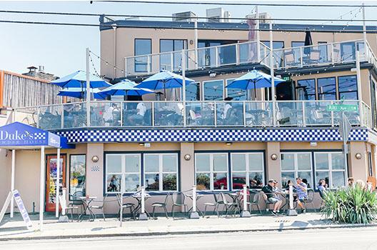 Duke's Alki Restaurant