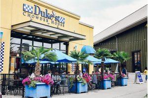 Duke's Kent Station Restaurant