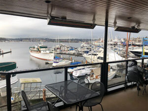 Duke's Seafood Lake Union Outdoor Dining