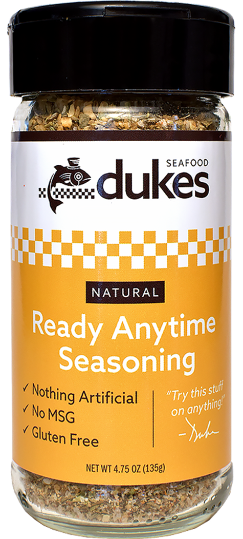 Duke's Seafood Ready-Anytime Spice Blend
